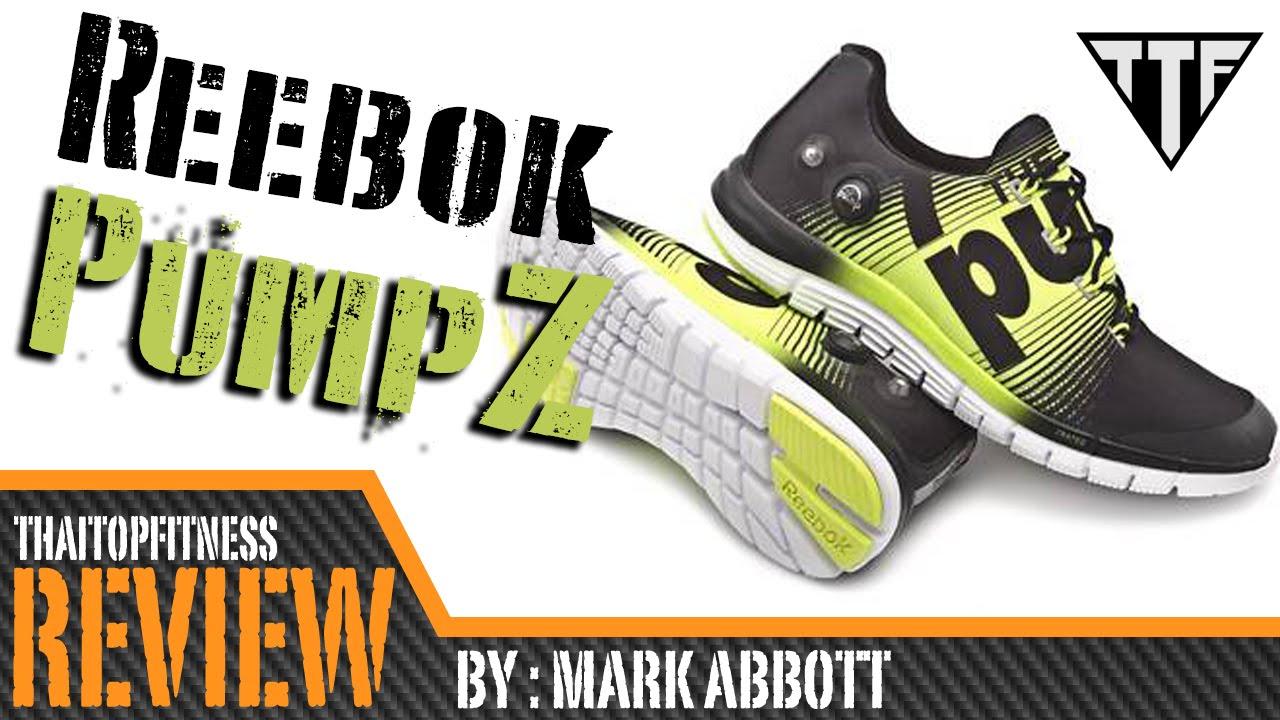 check out 0459f 24475 ThaiTopFitness  Reebok Pump Z Series  REVIEW  - YouTube