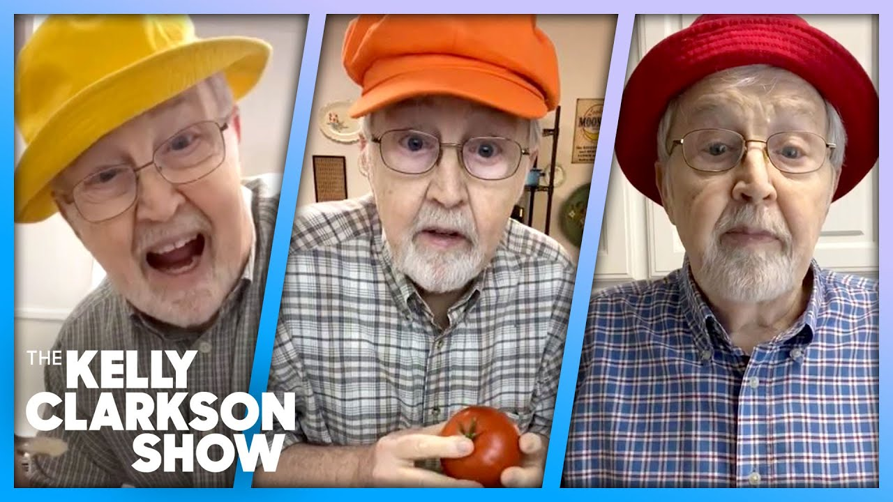 82-Year-Old Grandpa Is Hottest Thing On TikTok