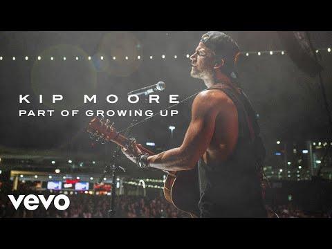 Kip Moore - Part Of Growing Up (Audio)