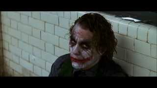 The Dark Knight - Joker escape Scene