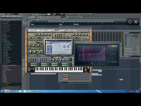 How To Make A Professional Dj Mustard Type Beat On FL Studio 11 (Prod. By E.Y. Beats)