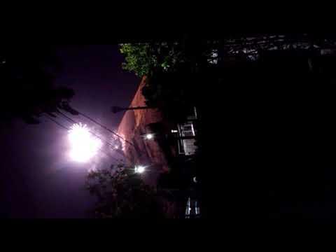 Fuegos Artificiales Cerro Renca Recibiendo 2019 Youtube