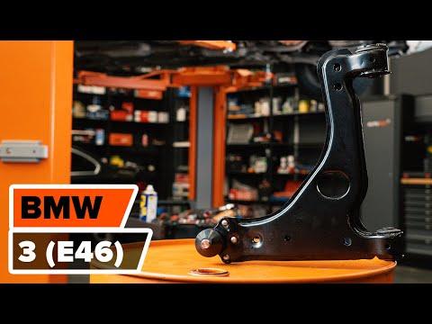 Come Cambiare Le Supporto Braccio Oscillante Bmw 3 E46