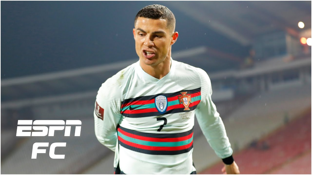 Cristiano Ronaldo Was Extremely Poor For Portugal Craig Burley Espn Fc Youtube