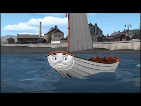 Skiff the Railboat Impression