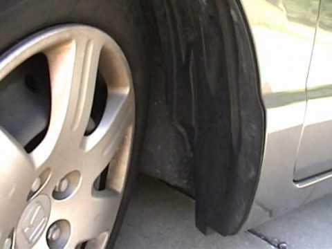 2010 10 Honda Civic Intake Remove Bumper And Resonator