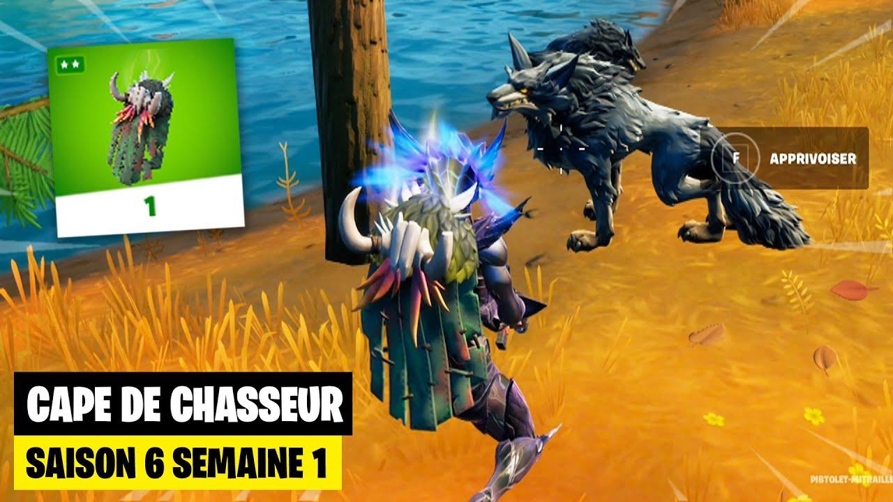 Download FABRIQUER UNE CAPE DE CHASSEUR SUR FORTNITE !
