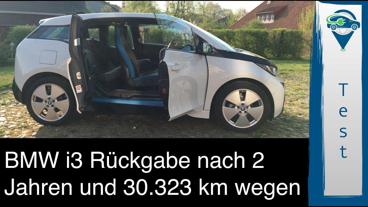 Download BMW i3 94Ah: Warum wir unseren nach 30.323km zurück geben und keinen neuen BMW i3 120A haben wollen