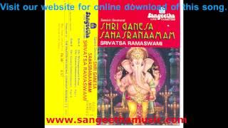 Shri Ganesha Sahasranama