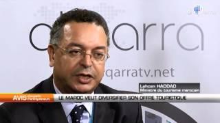 Lahcen HADDAD, Ministre du tourisme marocain