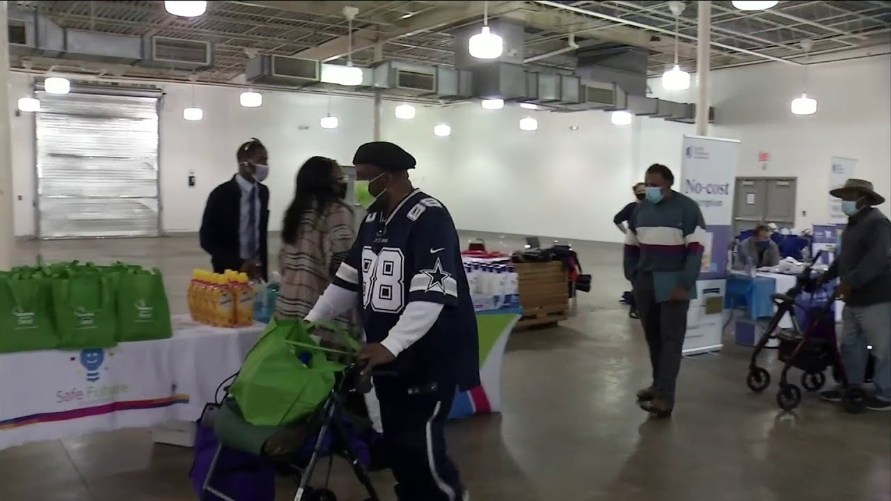 Safe Future joins Day of Dignity Event: Homeless Veterans Stand Down event focuses on mental health.