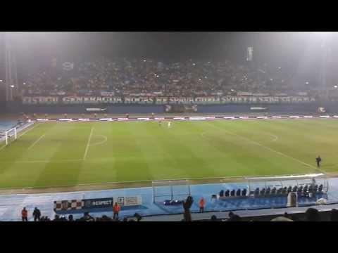 Josip Šimunić-ZA DOM SPREMNI (Hrvatska vs Island)