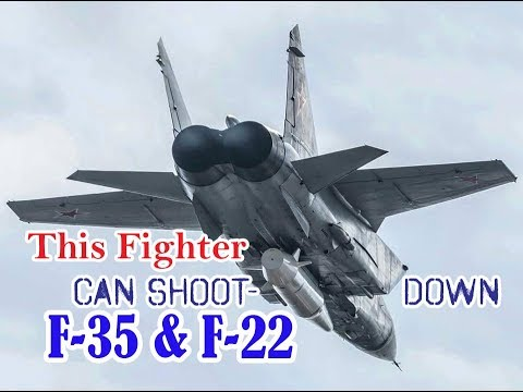 Mig-31 Fighter Can