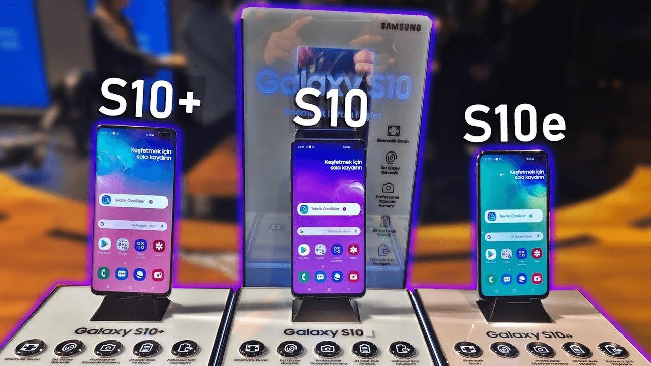 Samsung Galaxy S10 Kamera