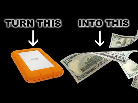 Make Money Mining Hard Drives