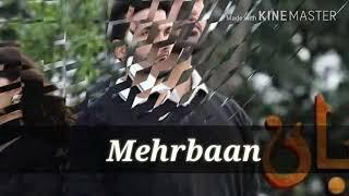 Meherbaan drama song |with lyrics | on aplus |kisi mehrban ne aa ke meri zindgi