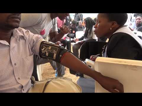 MALAWI HEALTH CARE SYSTEM FACES 5O% BLOOD DEFICIT