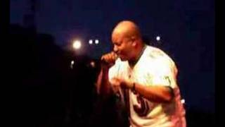 YOUNG MC BUST A MOVE LIVE IN MODESTO CALIFORNIA