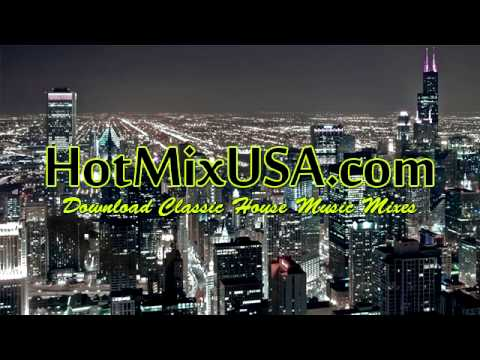 Chicago House Music Mix 3  Brian Middleton  Classic B96 Mix