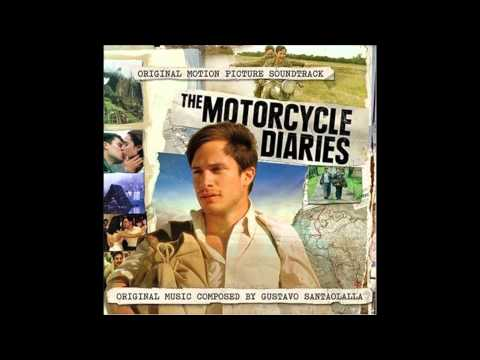 The Motorcycle Diaries - 08 La Partida (Official Soundtrack Movie 2004) Theme Full HD