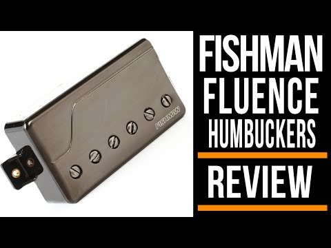 Fishman Fluence Classic Humbuckers | Review