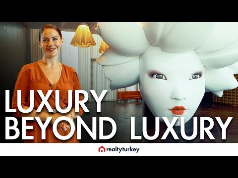 Luxury Real Estate Tour in Istanbul Turkey: Quasar