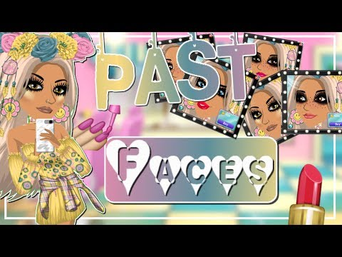 NOOB TO ICON! | My Past Faces! (2011-2017) | Roxy MSP