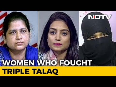 Meet The Triple Talaq Warriors