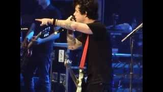 Green Day - Longview & Basket Case - Dunkin Donut Center 4-09-13