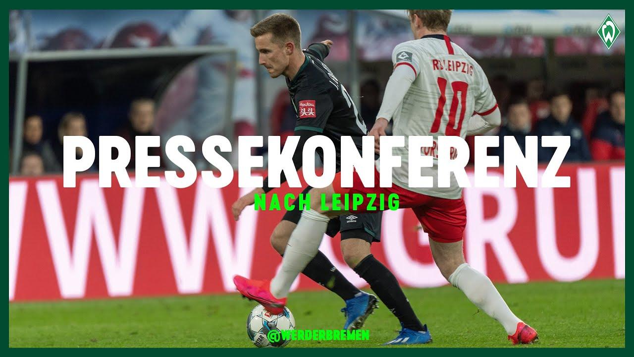 RB Leipzig - SV Werder Bremen 3:0 | Pressekonferenz nach dem Spiel