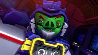 Angry Birds Transformers Update Game #1 New Robot Bird Android Gameplay FHD