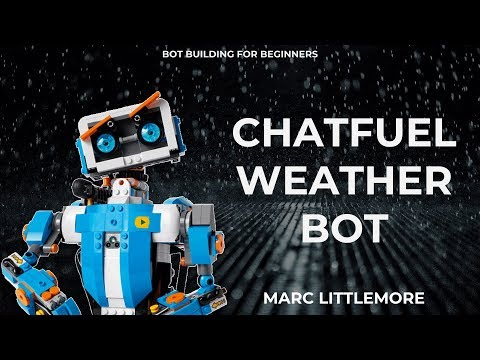 Chatfuel Weather Bot