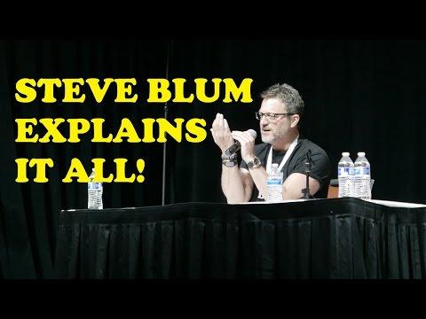 Steve Blum Q & A  - Colorado Anime Fest 2017
