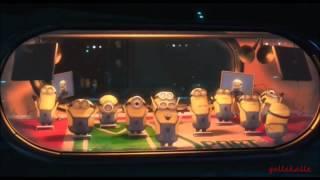 Minions (Gangnam Style) [HD]