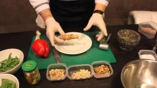 Рецепт салата от шеф-повара арт-кафе 'Казачок'