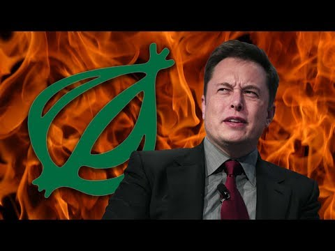 Is Elon Musk at War with The Onion? (Muskwatch w/ Kyle Hill & Dan Casey)