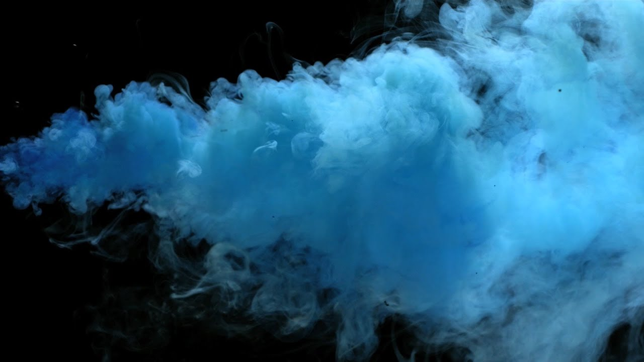 Iphone Cloud Wallpaper Free Slow Motion Footage Angry Blue Smoke Youtube