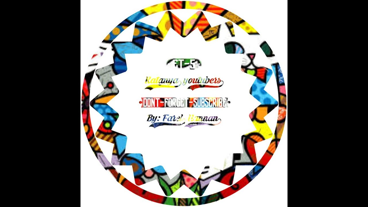 Konsep Logo Lingkaran Keren Gambar Tato - Gambar Tato
