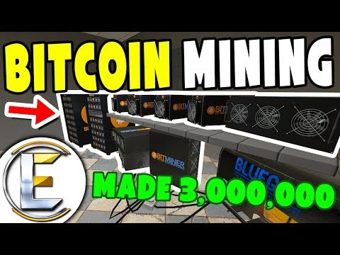 Bitcoin Mining - GMOD DarkRP (How To Set Up and Start Bitcoi