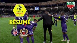 Toulouse FC - OGC Nice ( 1-1 ) - Résumé - (TFC - OGCN) / 2018-19