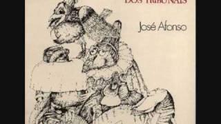 Coro dos Tribunais, José Afonso