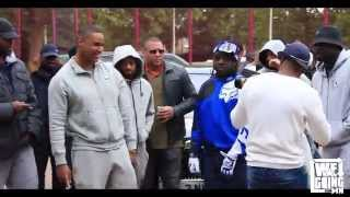 """Corleone """"Fake Rappers""""  Behind The Scenes"""