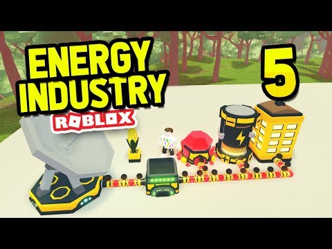 MONEY UPDATE - Roblox Energy Industry #5