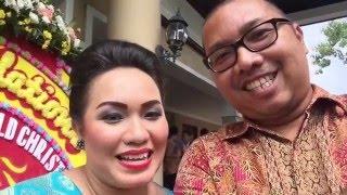 Happy 12th Wedding Anniversary Pdt. Robert Natan H. Lumika & Ibu Vonny Hutagalung