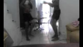 O vulto( dançarinas)