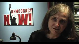 UNedited Amy Goodman Interview Part 1 on 9/11.
