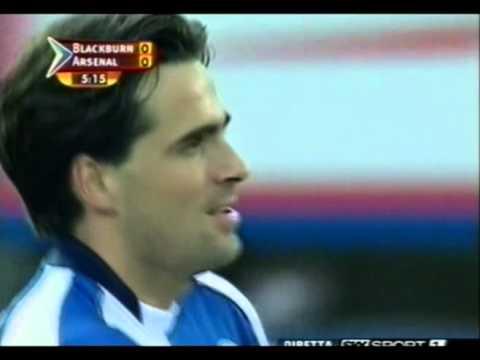 Blackburn 0-2 Arsenal 2003/04 FULL MATCH