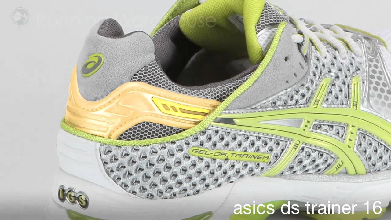 buy online cfce0 6b9b8 Asics womens DS Trainer 16