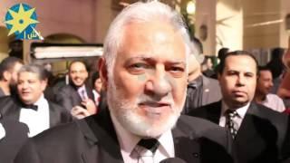 بالفيديو : الصريطى مهرجان القاهرة السينمائى الدولى ارسل رسالة جميلة جدا