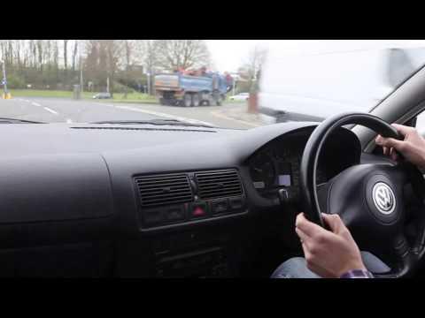 VW Golf Steering Wheel Vibration/Shaking When Braking and Turning Wheel